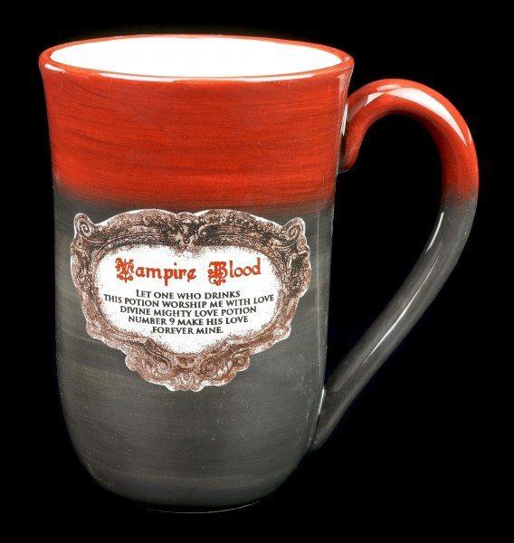 Tasse - Vampir Blut