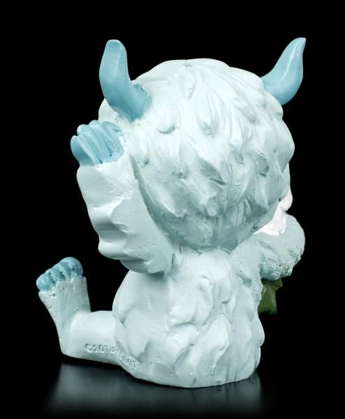 Furry Bones Figur - Yeti