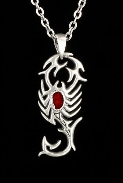 Tribal Scorpion Necklace