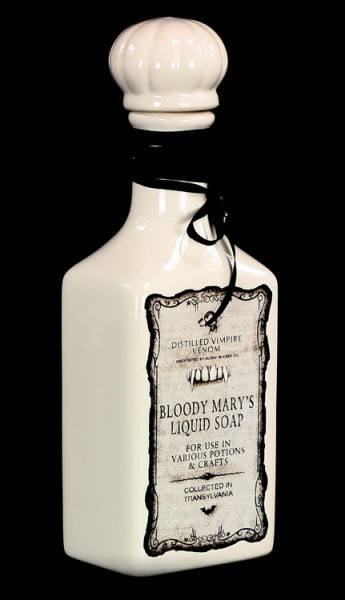 Quacksalber Flasche - Bloody Mary Liquid Soap