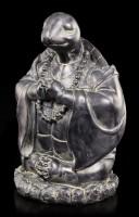 Buddha Figur - Meditierende Schildkröte