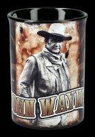 John Wayne Keramik Tasse - The Duke