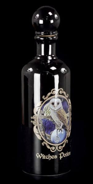 Hexen Flasche - Witches Potion - Spell Keeper