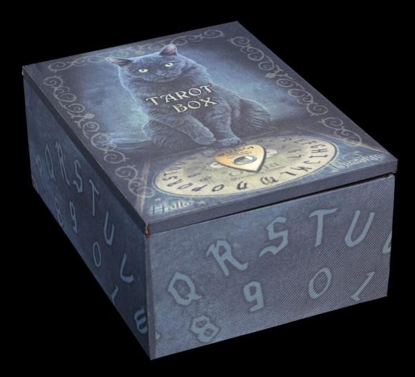 Tarot Box mit Katze - His Master's Voice