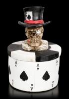 Schatulle mit Totenkopf - Dead Game