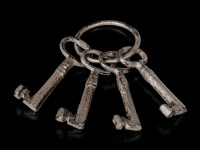 Medieval Bunch of Keys to the Tower