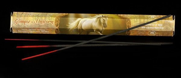 Incense Sticks - Glimpse Of A Unicorn - Sandalwood