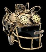 Steampunk Helmet - Baseball