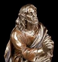 Heiligen Figur - Jesus Christus betend