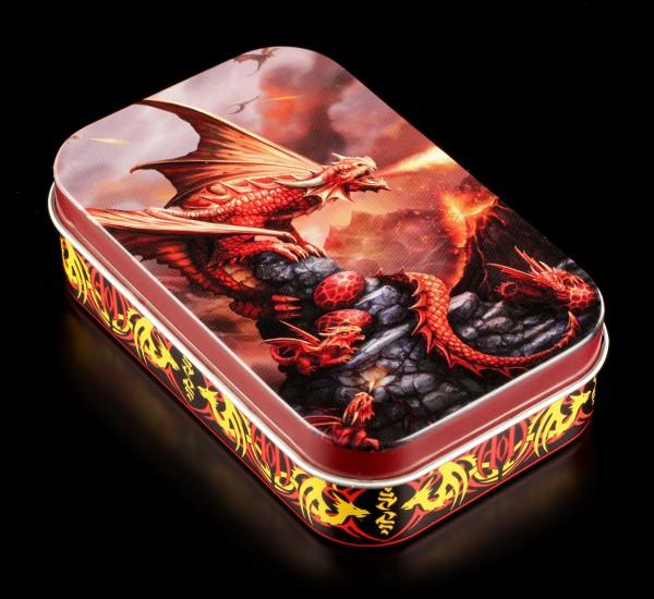 Metal Box - Age of Dragons - Fire Dragon