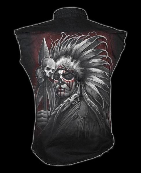 Ärmelloses Worker Shirt - Tribal Dreams