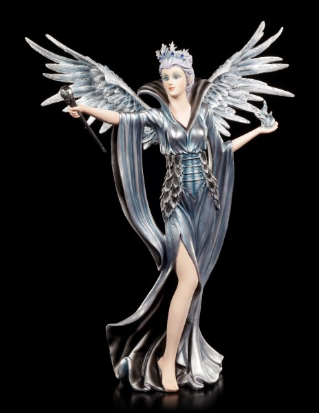 Angel Figurine - Lady of Ice