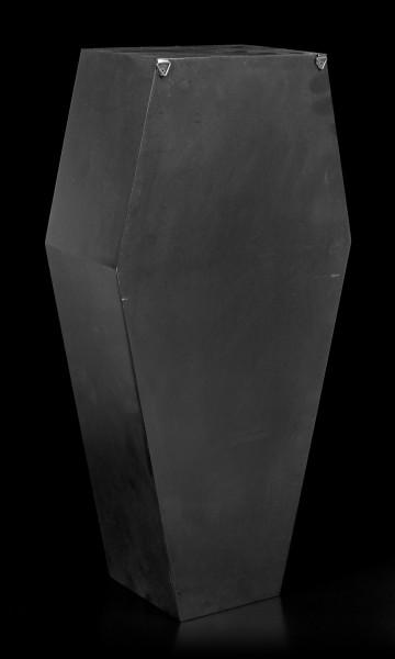 Wall Shelf - Black Coffin