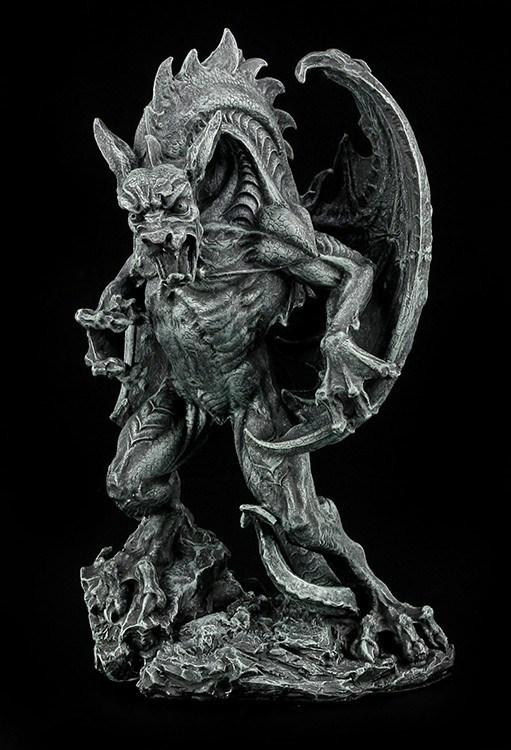 Gargoyle Figurine - Goliath