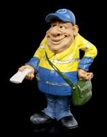Funny Jobs Figur - Italienischer Briefträger