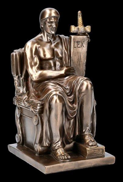 Authority of Law - Figurine