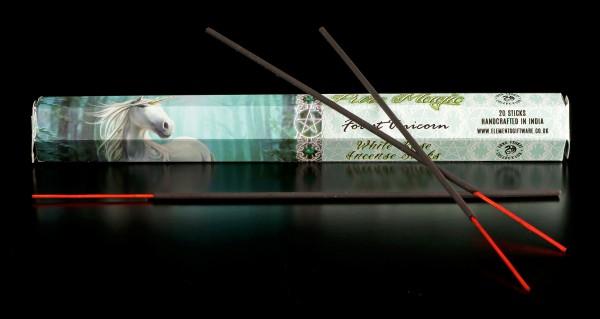 Incense Sticks - Forest Unicorn - White Rose