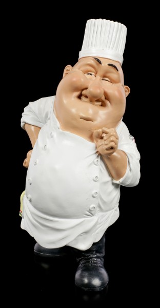 Funny Job Figurine - Cook