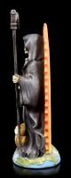 Reaper Figurine - Santa Muerte - black
