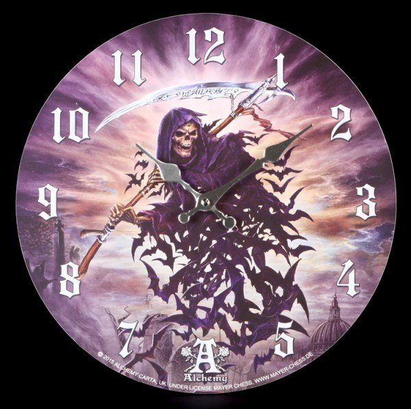 Reaper Clock - A Thithe To Hell by Alchemy