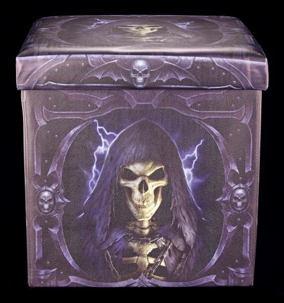 Aufbewahrungsbox mit Sitzmöglichkeit - The Reaper