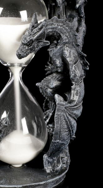 Dragon Hourglass - Time Flies Away
