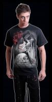 Spiral Reaper T-Shirt - Dead Kiss