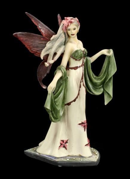 Elfen Figur - Yule Fairy by Jessica Galbreth