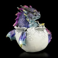 Drachen Baby Figur - Welcome to Life