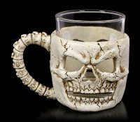 Fantasy Tankard - Skull