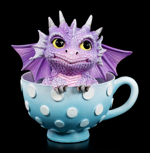 Dragon Figurine - Cutieling in Cup