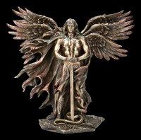Archangel Metatron Figurine with Six Wings
