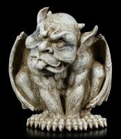 Gargoyle Gartenfigur - Streckt Zunge raus