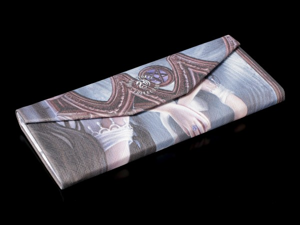 Glasses Case with Angel - Magic Mirror
