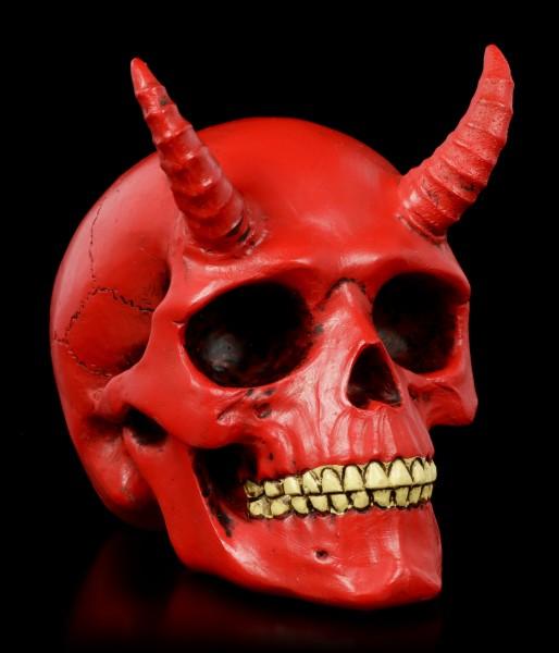 Totenkopf - Roter Dämon