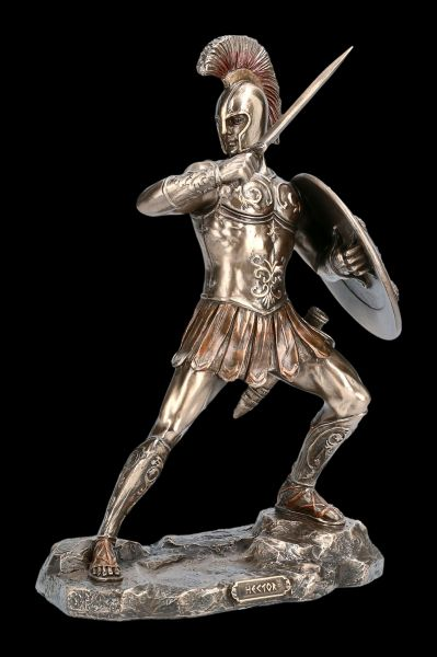Hector Figurine - Trojan Prince