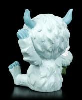 Furry Bones Figurine - Yeti