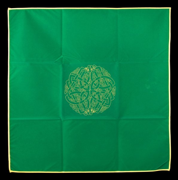 Tarot Cloth - Celtic Labyrinth