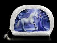 Kosmetik Tasche mit 3D Einhorn - Pure Magic