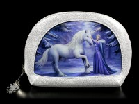 Make Up Bag with 3D Unicorn - Pure Magic
