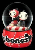 Furrybones Snow Globe - Pandie Love