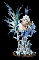 Fairy Bust - Season Winter