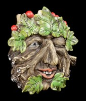 Forest Spirit Wall Plaque - Root Berry