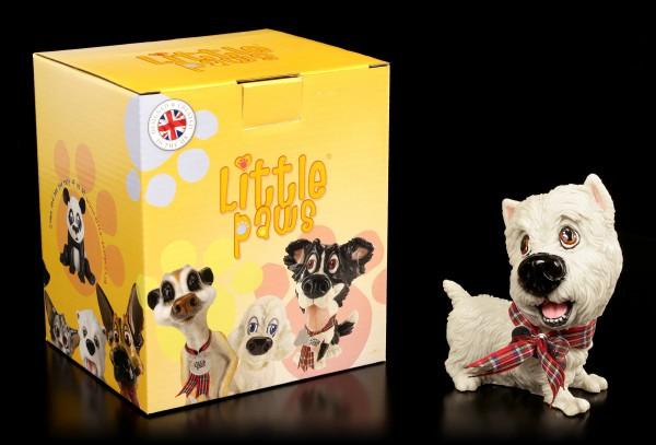 Dog Figurine - West Highland Terrier Harry - Little Paws