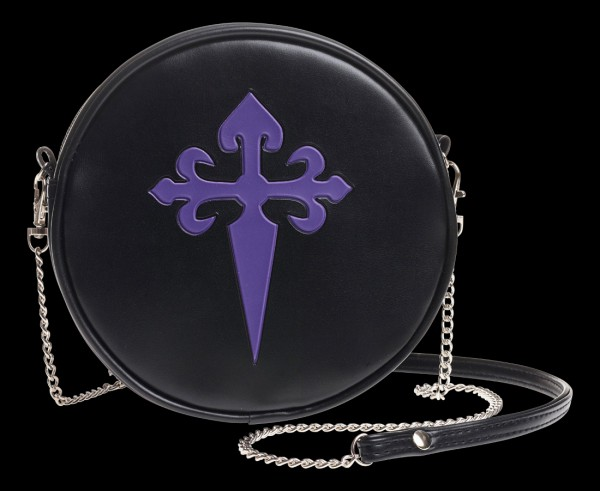 Alchemy Gothic Purse Bag - Gothic Cross