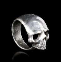 Alchemy Ring - Schadel Schief