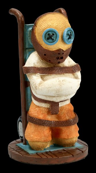 Pinheadz Voodoo Doll Figurine - Dr. Hannibal