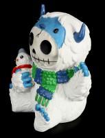 Yeti - Large Furry Bones Figurine