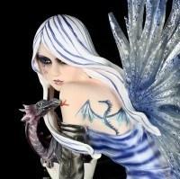 Fairy Figurine - Madaya the Dragon Mother