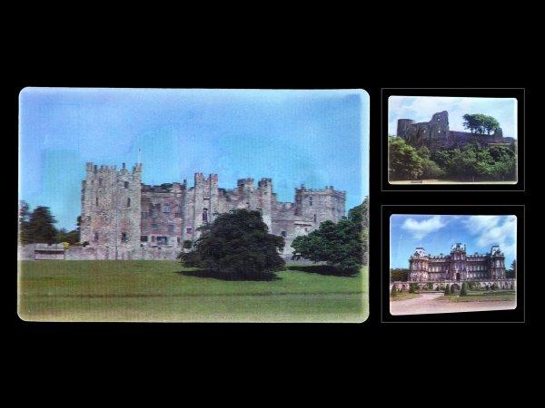3D Postcard - Castles